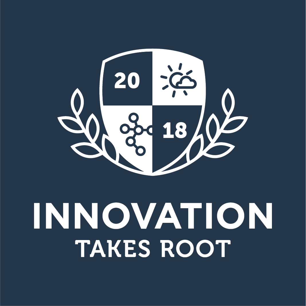 Innovation Takes Root logo